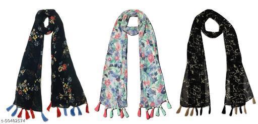 ELUXIA_362 Scarves, Stoles & Gloves