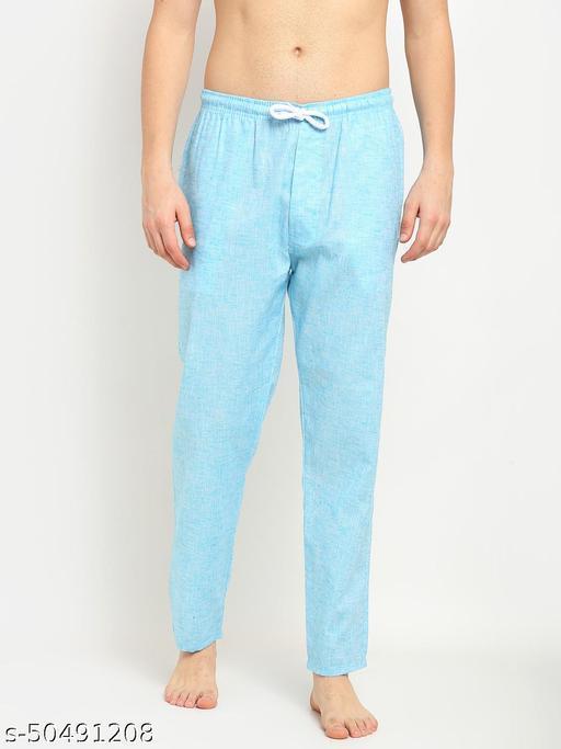 Men's Linen Cotton track Pants