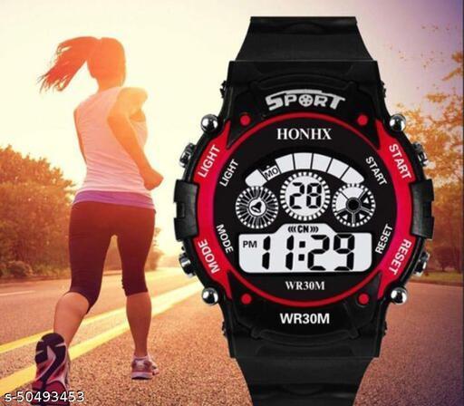Latest Kids Unisex sports Watches