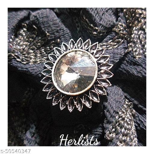 HERLISTS DIAMOND STONE RING