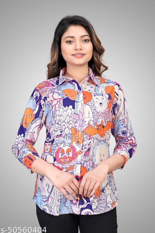Classic Modern Women Shirt