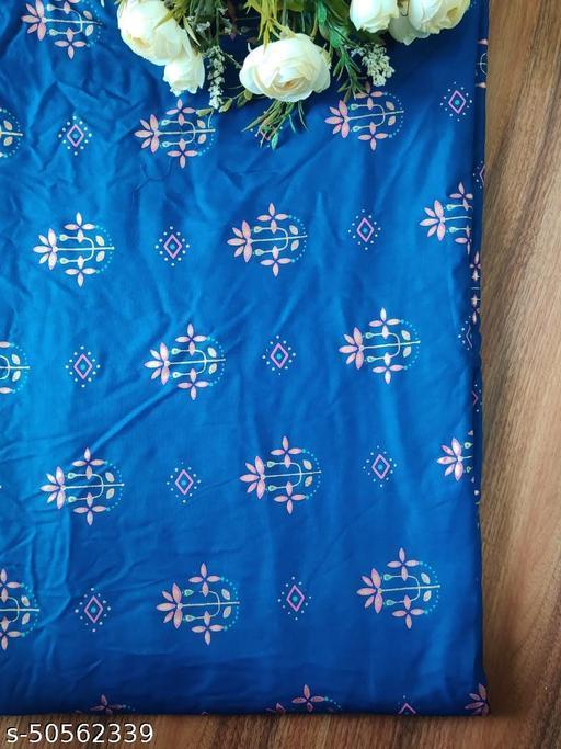 Banita Ensemble Kurti Fabrics