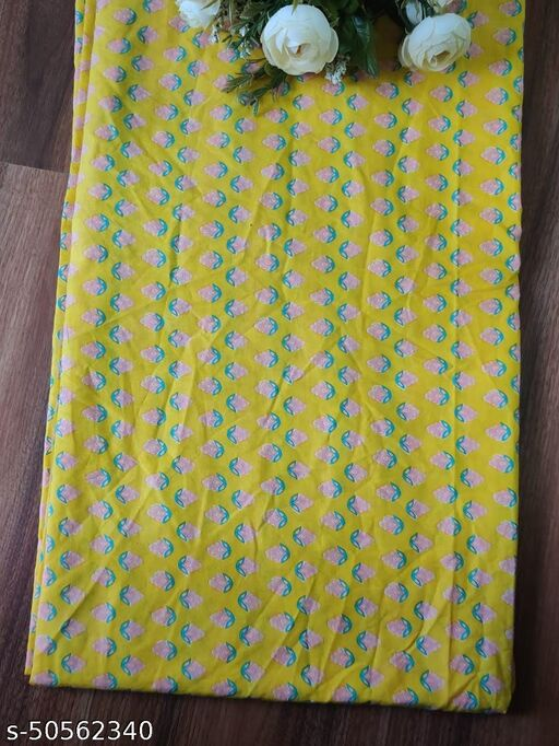 Trendy Pretty Kurti Fabrics