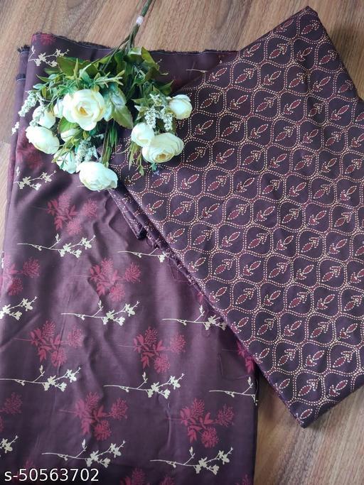 Aishani Ensemble Kurti Fabrics