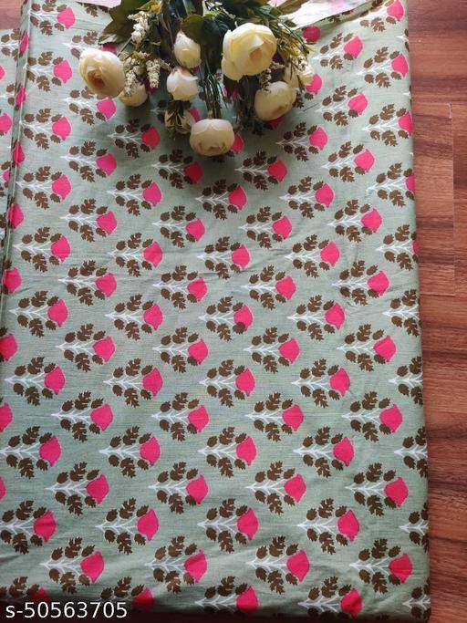 Aakarsha Pretty Kurti Fabrics