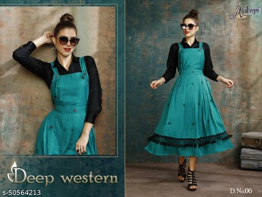 Aadhya Designer 2Piece Western
