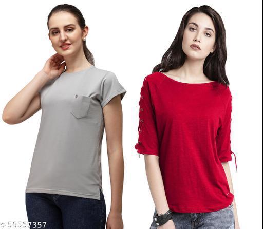 Trendy Fabulous Women Tshirt