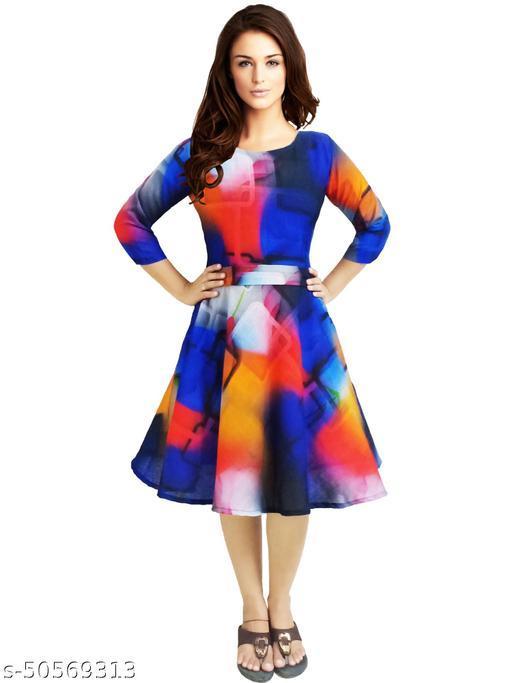 Aagam Petite Dresses