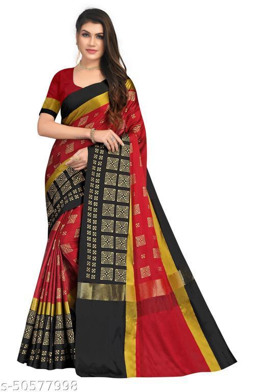 Diwali Special Fancy Jacquard Saree