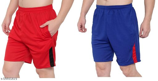 Combo Shorts for Men and Boys Pack of 2