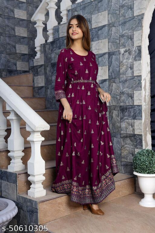 Trendy Superior Gowns