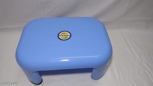 AKOSHA hanuman patla Bathroom Stool (blue)