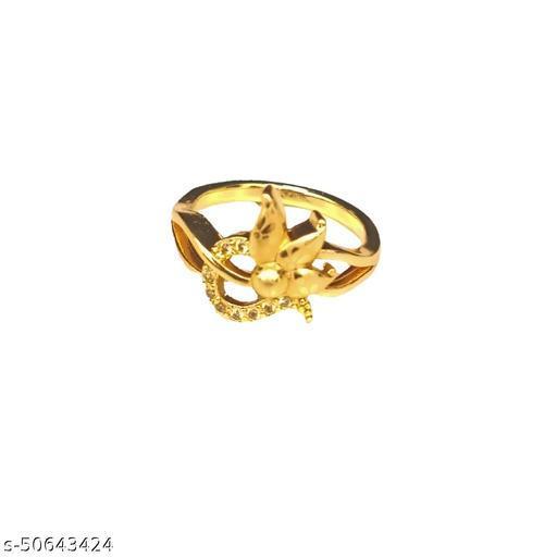 Shimmering Chunky Women rings