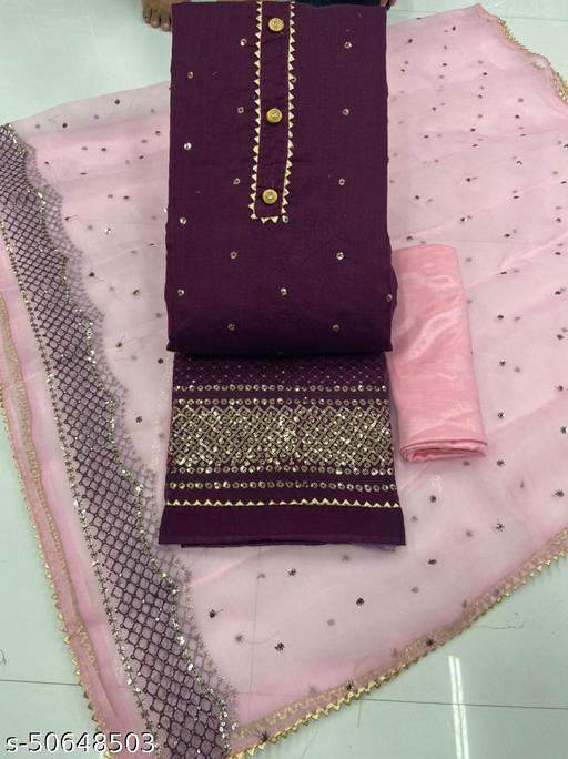 Banita Fashionable Salwar Suits & Dress Materials