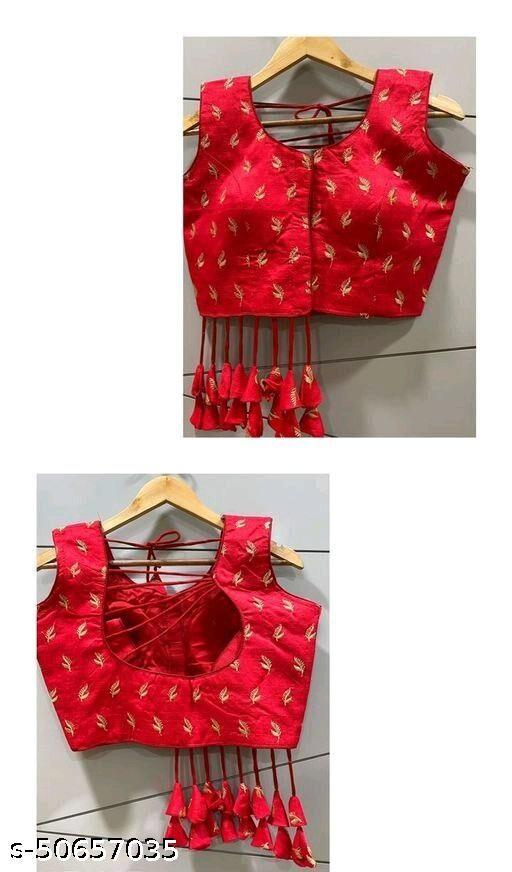 MF - NEW FANCY ATTRECTIVE EMBROIDED WOMEN BLOUSE