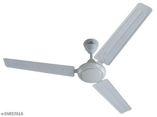 Bajaj Tezz 1200mm Ceiling Fan (White)