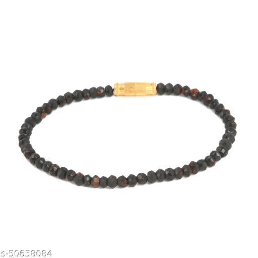 Ratnavali Arts Natural Unakite Gemstone Thread Bracelet For Woman