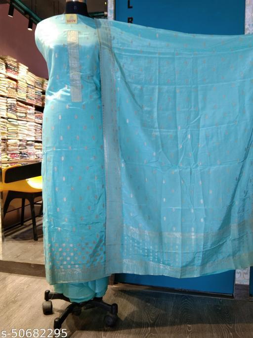 Charvi Superior Semi-Stitched Suits