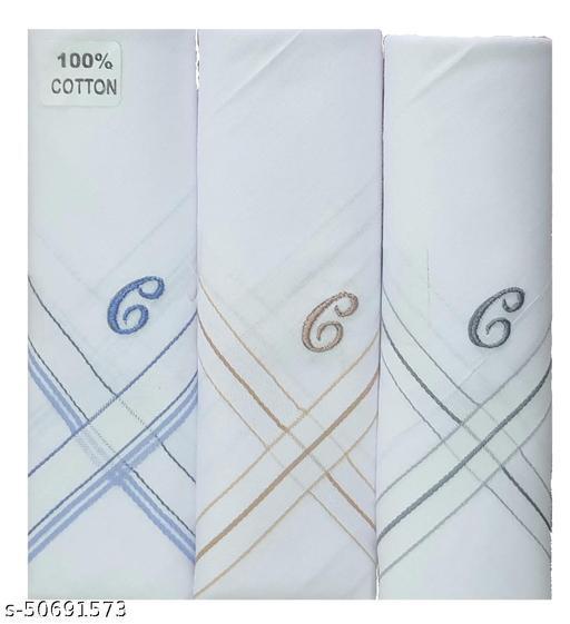 Fashionable Trendy Men Handkerchief