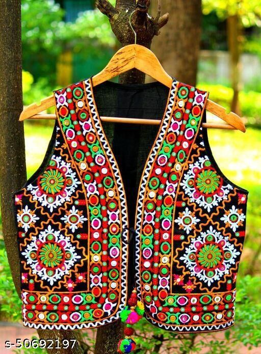 Kashvi Drishya Women Ethnic Jackets