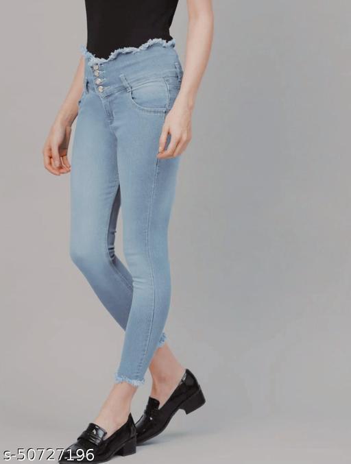 Classic Fashionista Women Jeans