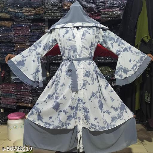Comfy Women Muslim Wear Abayas