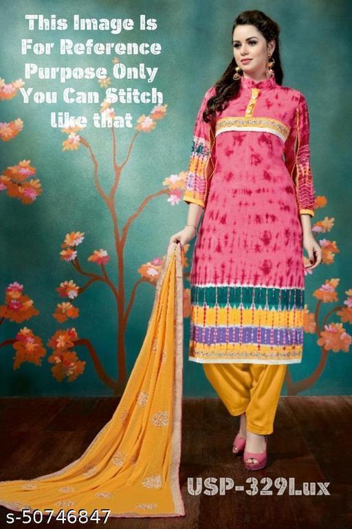 Style Samsara Women's Unstitched Suit