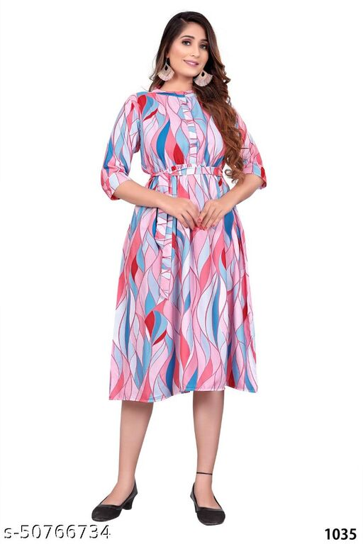 Aagyeyi Fabulous Dress