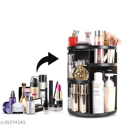 Attractive makeup storage boxes