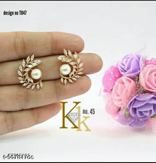 AD Earrings for girls and women