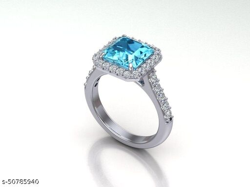 Sizzling Bejeweled Rings