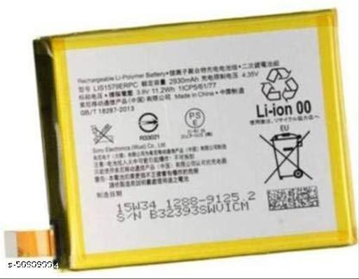 Divleen Compatible Mobile Battery for Sony Xperia C5 Ultra, Z3 Plus, Z4 E5553 LIS1579ERPC 2930mAh
