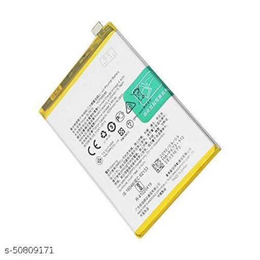 Divleen Compatible Mobile Battery for Oppo A7 / A5 / A5s / A3s / Realme 2 / Realme C1 BLP673 4230 mAh.