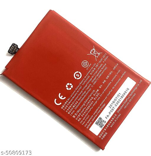 Divleen Compatible Mobile Battery for Oneplus Two (1+2) BLP597 3300 mAh