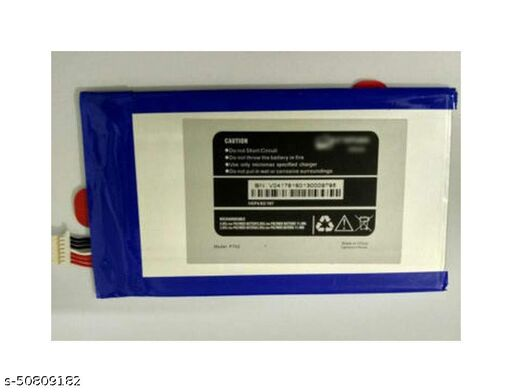 Divleen Compatible Mobile/Tablet Battery for Micromax Tab P702 3000mAh.