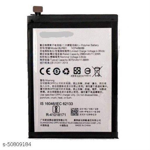 Divleen Compatible Mobile Battery for Oppo Neo7/ Neo9/ A33 BLP601,BLP605,BLP615 3075mAh