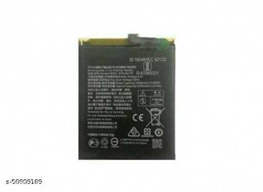 Divleen Compatible Mobile Battery for Nokia 3.1 Plus HE363 3500 mAh.