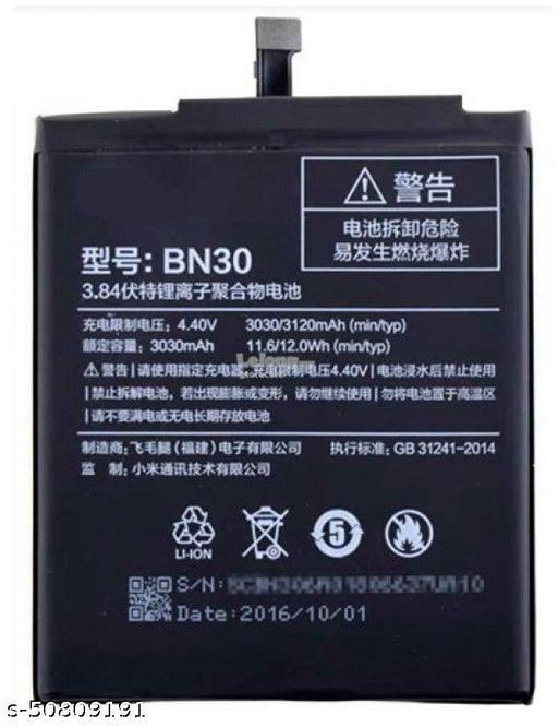 Divleen Compatible Mobile Battery for Xiaomi Redmi mi 4A BN30 3120 mAh