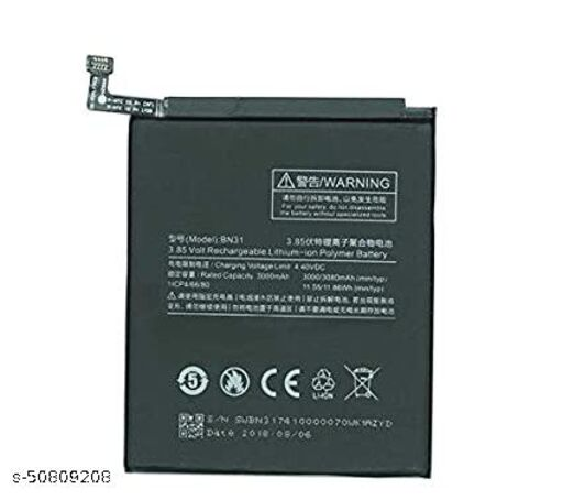 Divleen Compatible Mobile Battery for Xiaomi Redmi mi Y1 Lite (3080mAh)