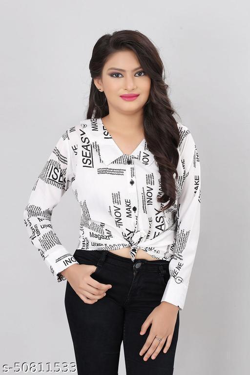 Trendy Girls Shirts