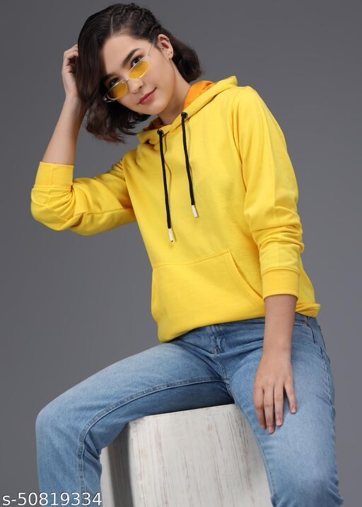 Pretty Feminine Women Sweatshirts