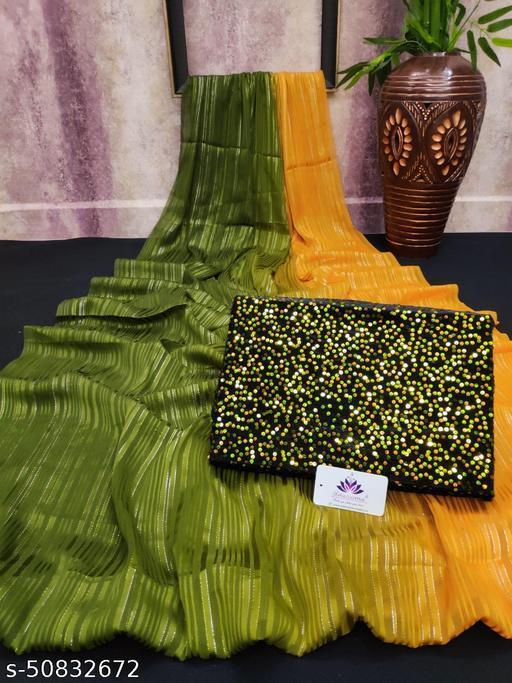 Blisshful Weightless peding saree