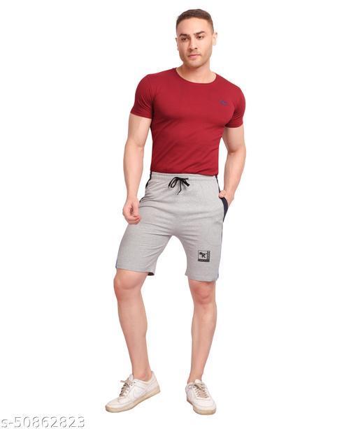 KEESOR Men's Shorts l Men's Bermuda Shorts l Men's Cotton Shorts