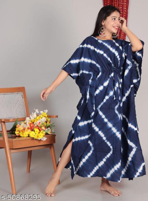 Trendy Retro Women Gowns