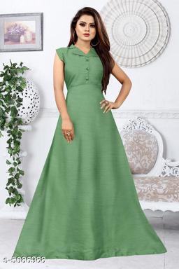 Attractive Women Gown