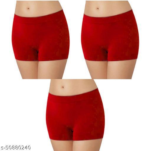 Short Panties for Women Briefs