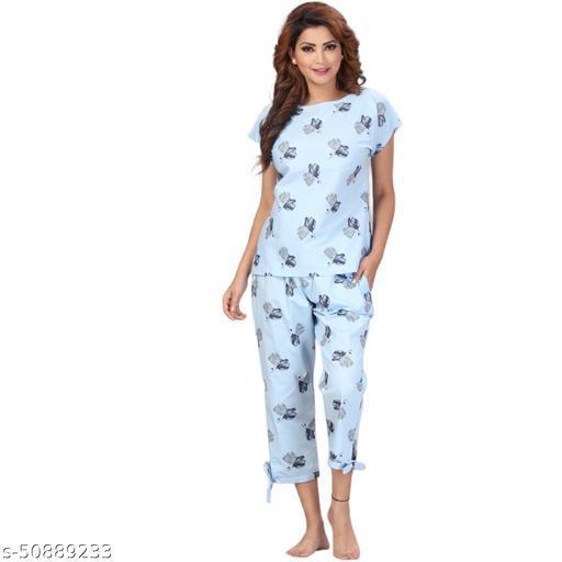 Mgrace Fashionable Women Nightsuits