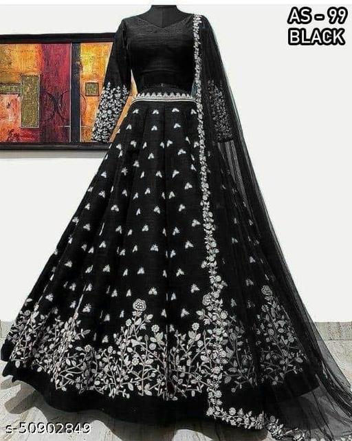Bridal Wear Embroidered Lehenga Choli