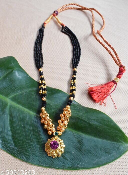 Temple Jewelry Necklace