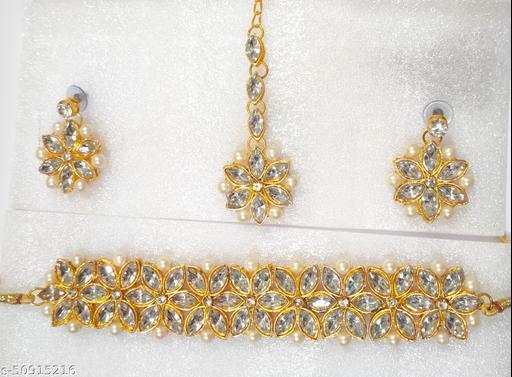 shimmering jewellary sets